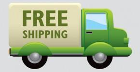 Free Shipping at Magento
