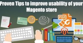 Magento Usability