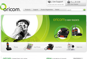 Oricom - Cordless Phones & Corded Phones